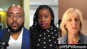 Sarah Terrell - Stop Houston ISD take over. Like It Or Not Benjamin Dixon & Rebecca Azor interview me