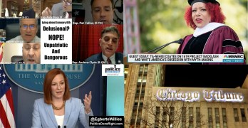 Why GOP fears 1619 Project & January 6th panel. Jen Psaki continues to trip up the Right