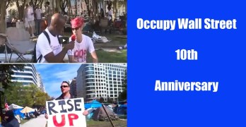 Occupy Wall Street 10th Anniversary: What did it all mean? Was it successful?