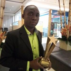 Ellis Ferdinand won the 2017 EDUCOM Award as Best Media Promoting Education