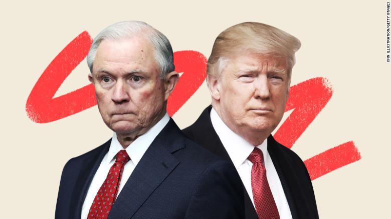 Jeff Sessions, the Mueller Investigation, Trump's Asylum Denial Proclamation