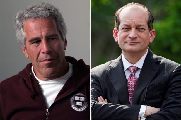 Epstein / Acosta, Border Crossings Down, British Ambassador Resigns, Emoluments Suit Dismissed, Democratic Tensions