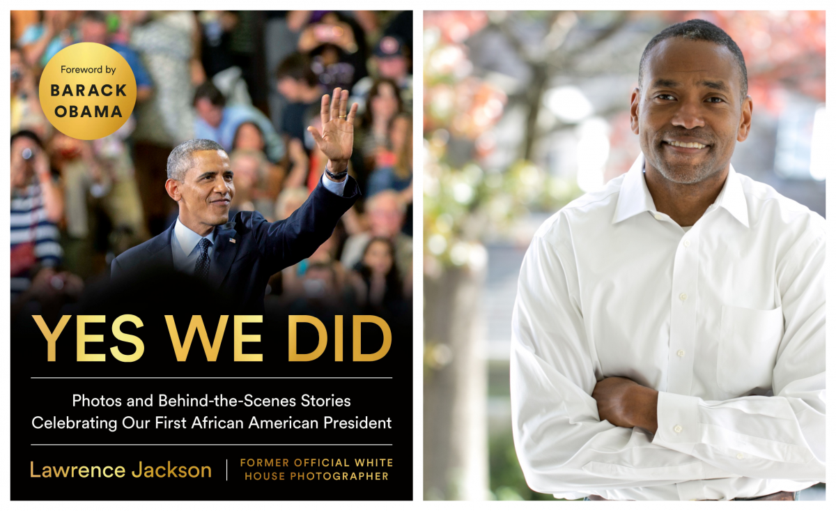 Behind the Scenes in the Obama White House with Lawrence Jackson
