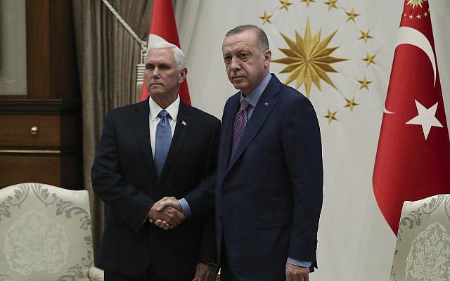Rep. Elijah Cummings, Turkey's Invasion, Impeachment, Presidential Contest, Growing Senate GOP Opposition to Trump?