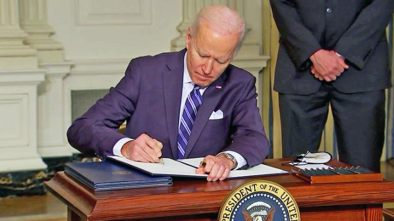 Impeachment Part 2, Organization of the Senate, Leahy's Health,  Biden's Executive Actions