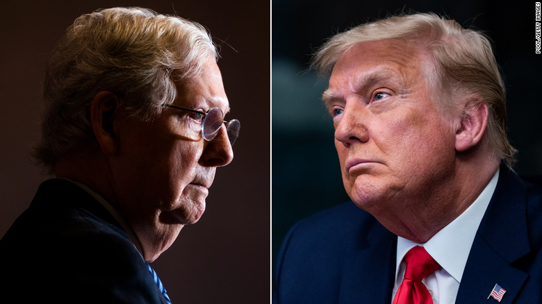 McConnell v Trump, Trump's Acquittal, Politicizing the Freeze, COVID Round Three