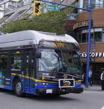 The bus apologizes.