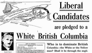1921's Yellow Peril
