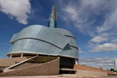 The CMHR: a genocide-free zone.
