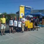 Ikea's Union-Busting Lockout in Richmond, BC Reaches Two Months