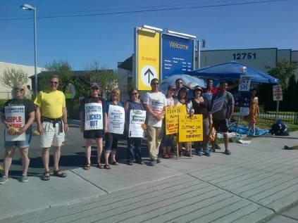 Is Walmart Ikea's labour relations mentor?