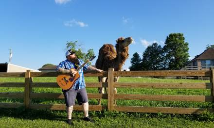 Eric Bolander: The Troubadour of Lexington