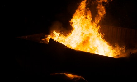 Creative Writing and Toxic Masculinity: In Praise of the Dumpster Fire