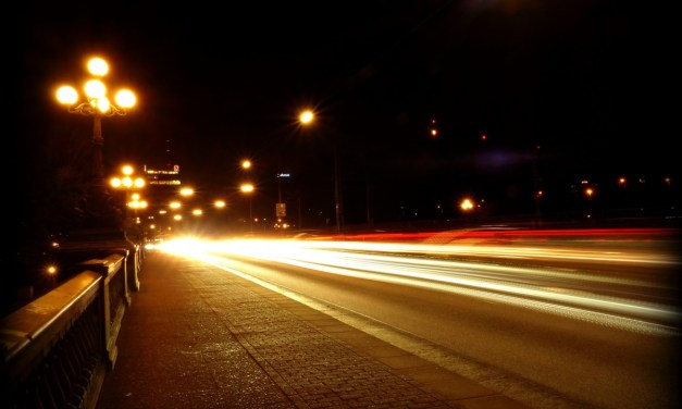 Night Drive by Brian Barnett