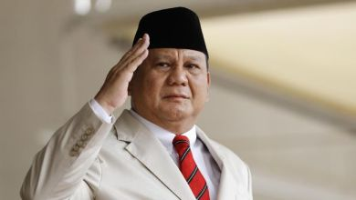 Prabowo Subianto. (AP Photo/Vincent Thian)
