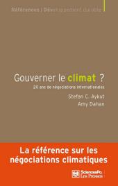 Gouverner le climat