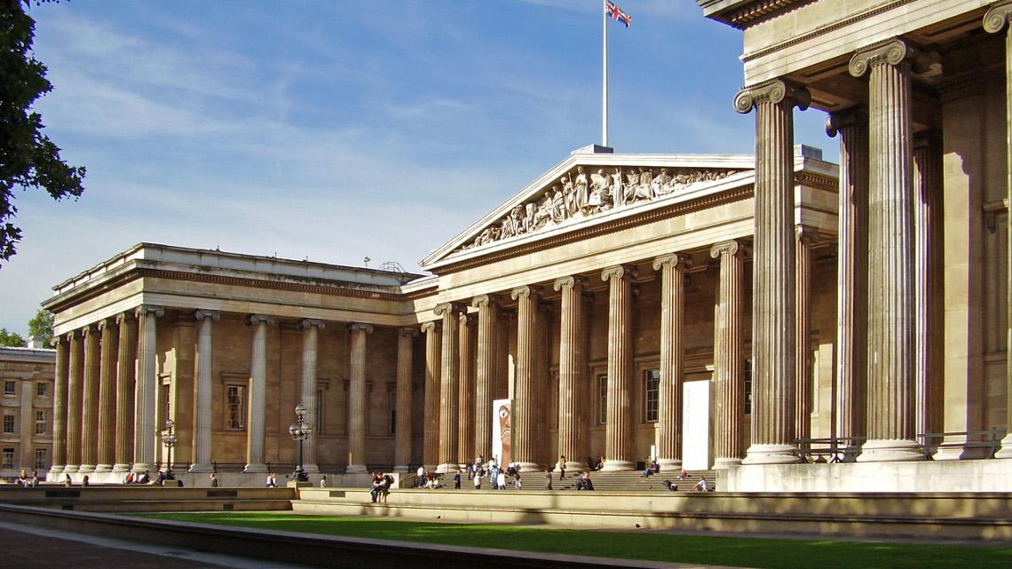 Британський музей у Лондоні