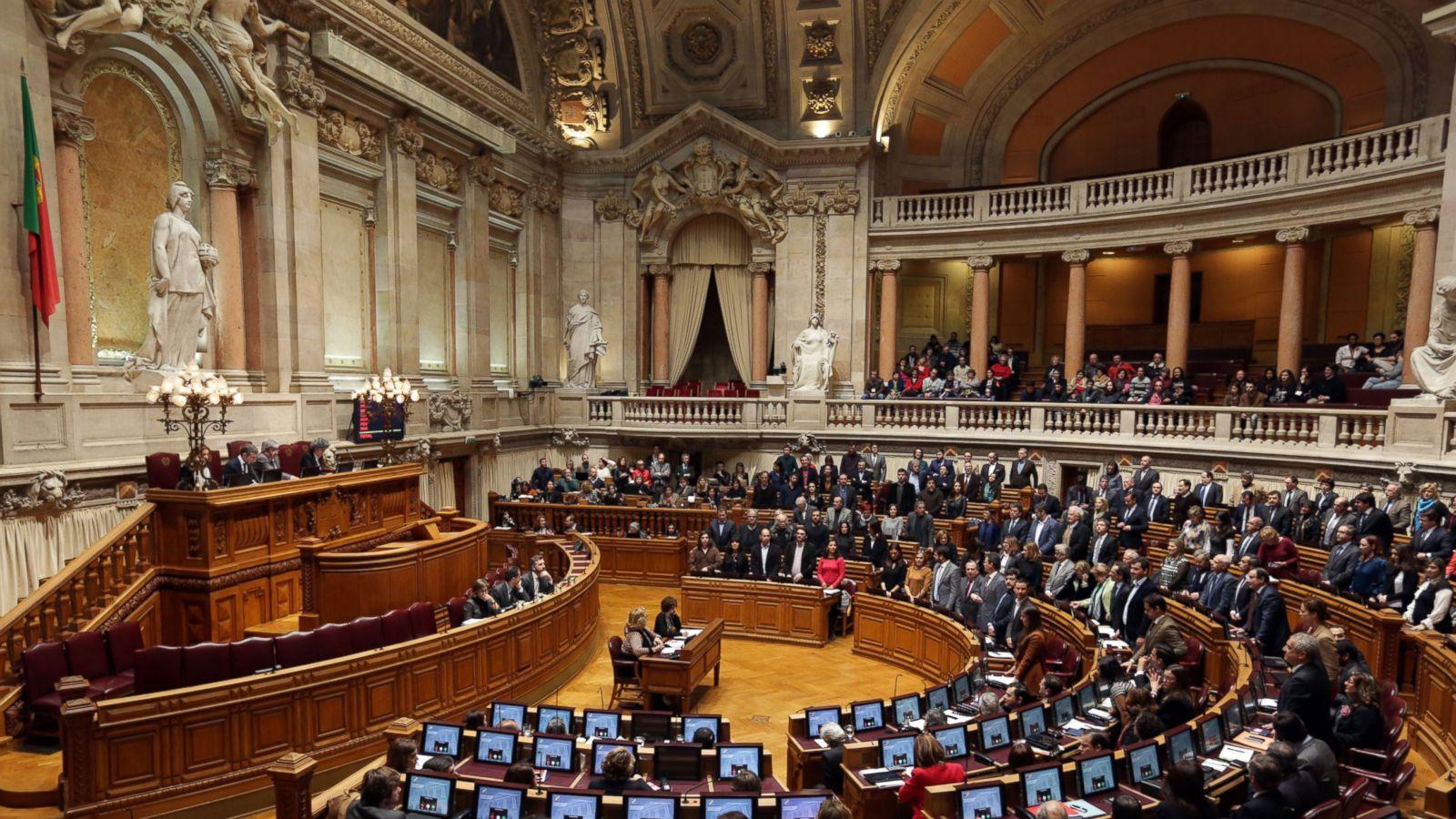 Будівля парламенту Португалії