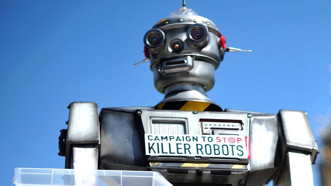 Макет робота