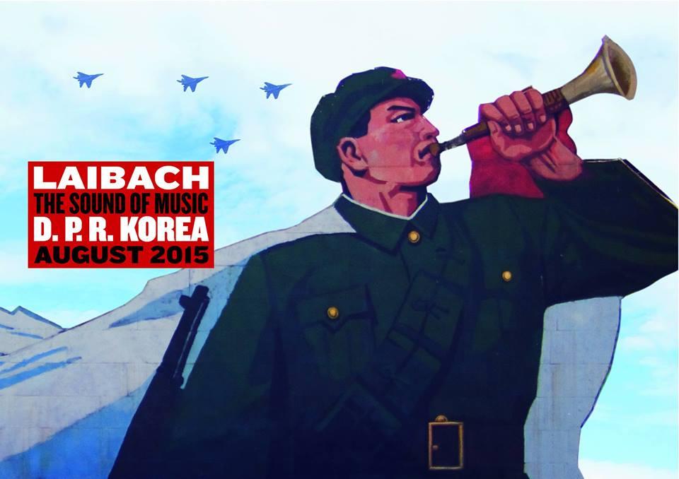 """""""День визволення"""". Концерт Лайбах у Північній Кореї"""