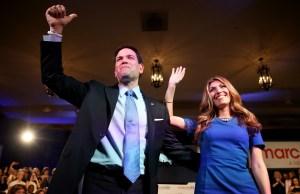Marco Rubio announces his run for the Presidency
