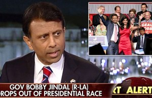 Bobby Jindal drops out of Presidential race