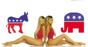 Barbi Twins Talk Politics
