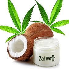 Coconuts Filled Marijuana