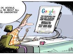 Google Clinton