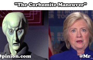 Hillary's Corbomite Maneuver