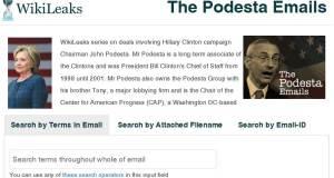 John Podesta e-mails