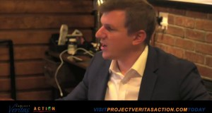 James O'Keefe Project Veritas