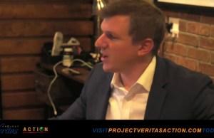 James O'Keefe Project Veritas