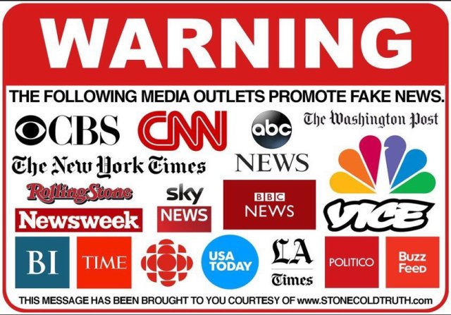 Fake News Sources