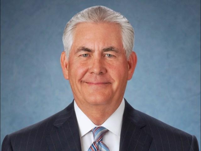 BREAKING NEWS Interspersed FAKE NEWS - BREAKING: Donald Trump to pick ExxonMobil CEO Rex Tillerson