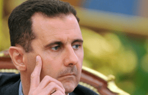 Syria Regime Change