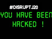 Hacked Terror Group DisruptJ20