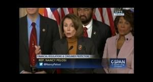Nancy Pelosi Thinks George Bush