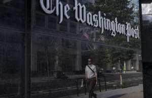 Washington Post BURIES TRUTH