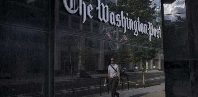 Washington Post BURIES TRUTH