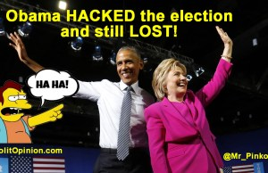 RUSH: Wouldn't It Be JUICY To Find Out Obama Hacked The Election And Hillary Still Lost?
