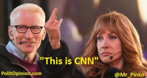 CNN Anchor Did Kathy Griffin Inspire London Terror Attack?