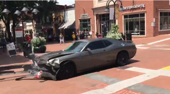 Terrorist Car Attack in Charlottesville Virginia Can anyone identify this car? Terrorist Car Attack in Charlottesville Virginia Can anyone identify ...