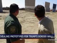 Trump's Border Wall - Obama's Border Fence - @Mr_Pinko VIDEO PolitOpinion.com