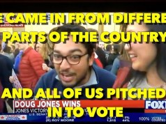 Stupid Democrats ADMIT VOTER FRAUD in Alabama! VIDEOS