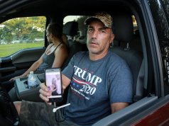 LEFT MOCKS Father of Victim in Florida Shooting for Trump Shirt