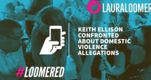 Keith Ellison CONFRONTED