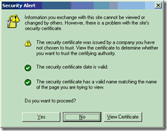 Using SSL Decoder to inspect outbound HTTPS traffic on ISA Server 2006 – Part 3 (2/6)