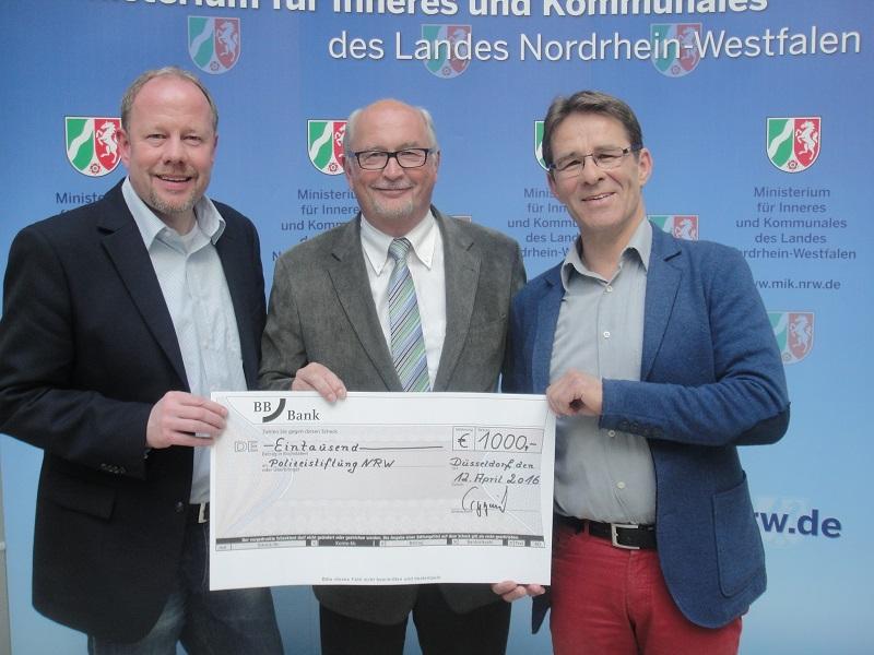 Markus Robert, Heinz Seggewiß, Diethelm Salomon