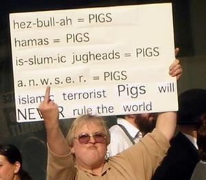 pig woman